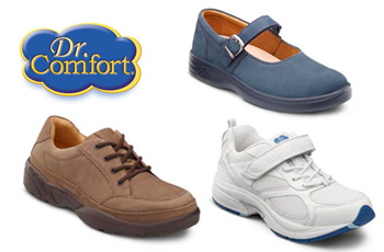 51b902daa00 Dr. Comfort is a leading provider of therapeutic footwear known for style